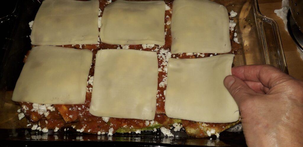 Κολοκυθάκια με τυρί και ντομάτα στον φούρνο - 31