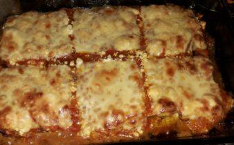 Κολοκυθάκια με τυρί και ντομάτα στον φούρνο - 33 - ηχωμαγειρέματα