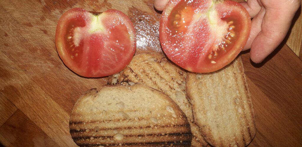 χωριάτικη ομελέτα με πατάτες και κρεμμύδια - 23