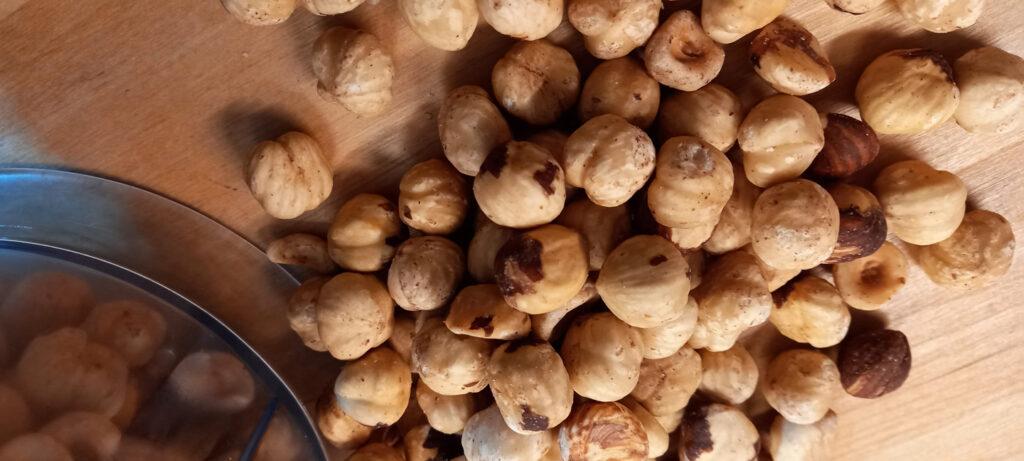 Φλωρεντίνες (παστέλι) με φουντούκια - 3