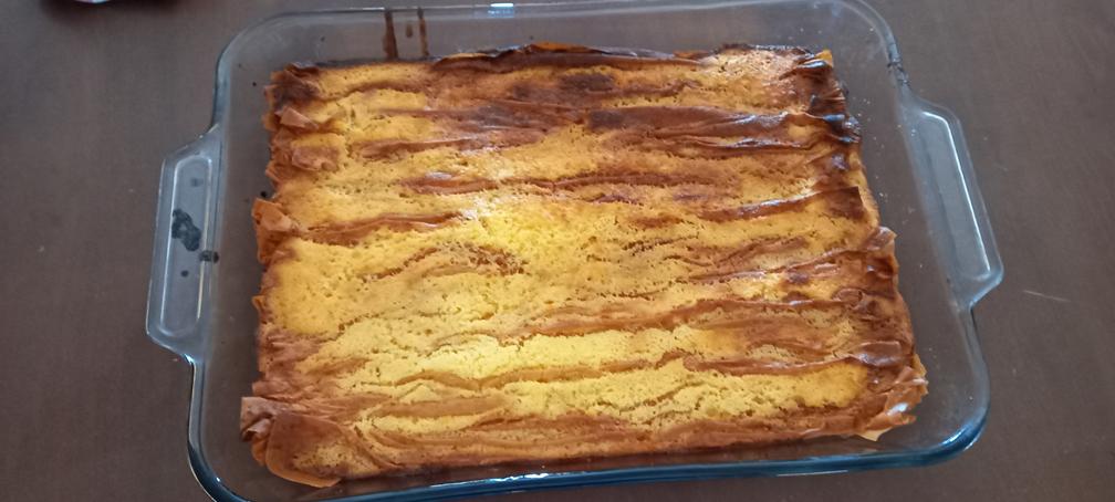 μπουγάτσα σιροπιαστή - γλυκό ακορντεόν - 30 - ηχωμαγειρέματα