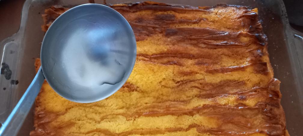 μπουγάτσα σιροπιαστή - γλυκό ακορντεόν - 31